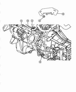 2010 Dodge Charger Starter  Engine  Remanufactured