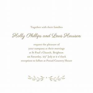 wedding invitations poem 4 pages atelier rosemood With wedding invitations 2 pages