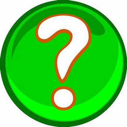 Question Clip Clipart Mark Funny Animated Marks