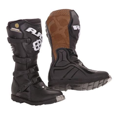 dirt bike riding shoes arc corona 2012 motocross dirt bike riding boots mens ebay