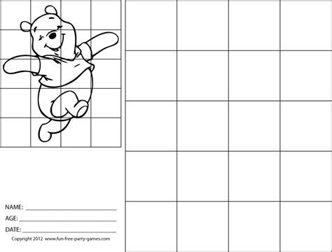 images   woman drawing grid worksheet