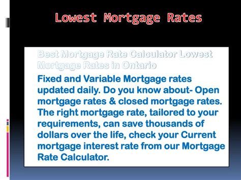 Ppt  If You Want Second Mortgage Check Lowest Current. Stanford University Gpa Lake Michigan College. Business Cards In 24 Hours Free Public Cloud. Certified Public Manager Program. Current 30 Years Fixed Mortgage Rates. Electronics Technology Degree Online. Generator Covers For Rain Comerica Bank Fees. Computer Programmer Benefits. Cover One Travel Insurance Smart Home Design