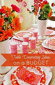 Table Decorating Ideas On a Budget - Thistlewood Farm