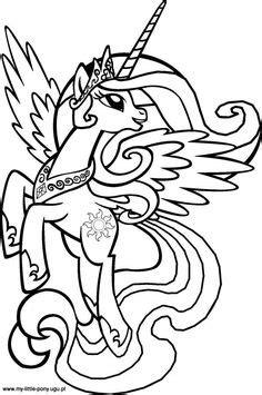 pony ausmalbilder zum ausdrucken ausmalbilder fuer kinder einhorn ausmalbilder malvorlagen