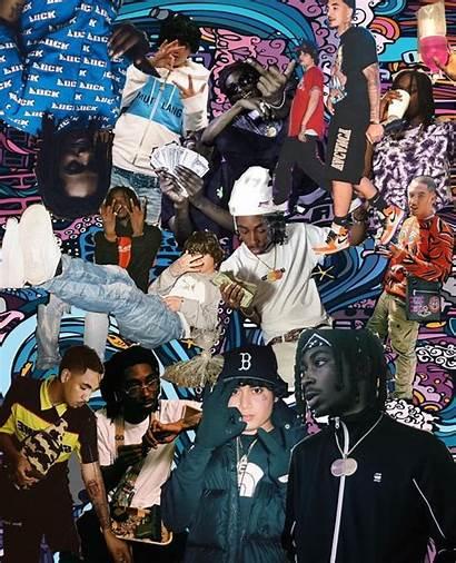 Mafia Wallpapers Aesthetic Shoreline Rappers Fenix Flexin