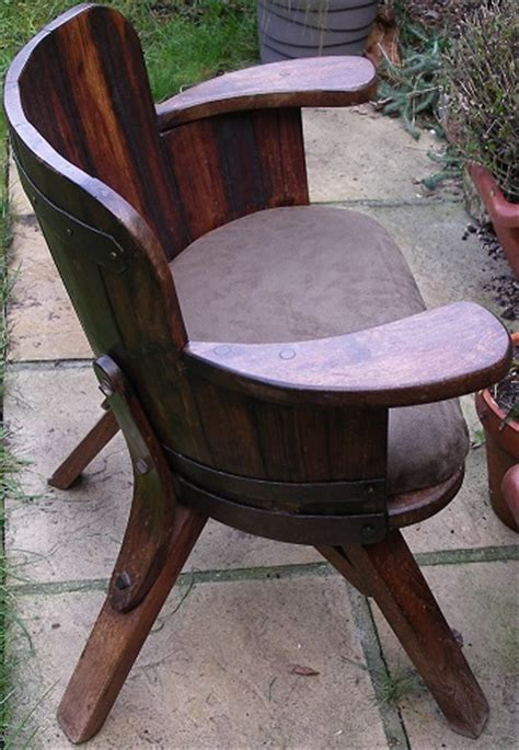 sold vintage wood chairs barrel chair loadsastuffvintage