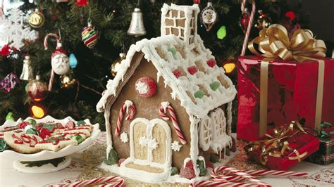 Wallpaper Gingerbread House by Sweet Gingerbread House Wallpaper Other Wallpaper Better