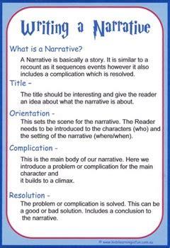 writing  narrative cheat sheet  kids learning  fun tpt