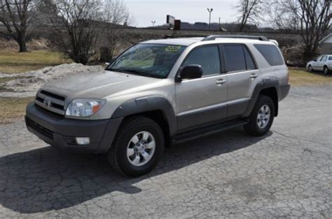 Toyota Portland Maine by Buy Used Black Toyota 4 Runner In Portland Maine United