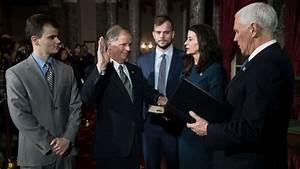 Democrat Doug Jones sworn in | abc7ny.com