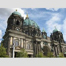 Berliner Dom  Berlin Cathedral Building  Earchitect