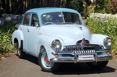 Sold: Holden FJ Special Sedan Auctions - Lot 34 - Shannons