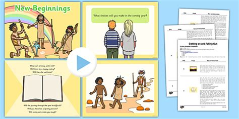 Seal New Beginnings Assembly Pack  Pshe, Psche, Relationships
