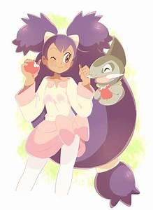 Lilia und MILZA | Pokemon | Pinterest | Iris, Pokémon and ...