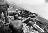 Photos d'Omaha Beach le Jour J - 6 juin 1944 - D-Day ...