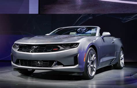 2019 Camaro Ss Exterior Colors Surface