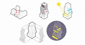 Architectural Diagrams On Behance