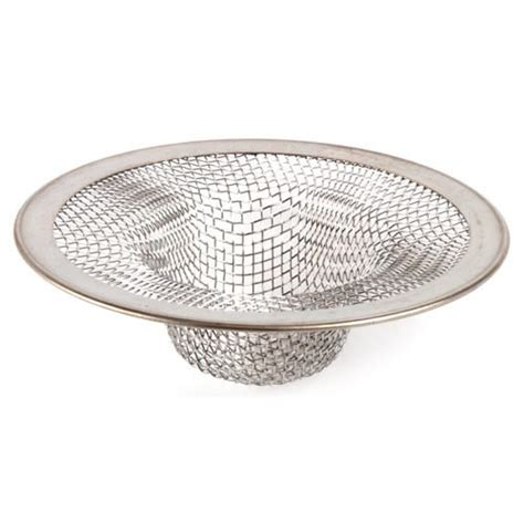 mesh sink strainer home depot services ahs plumbing sewer repair