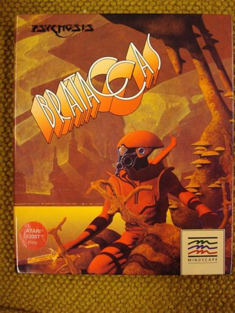 style early psygnosis games  box art