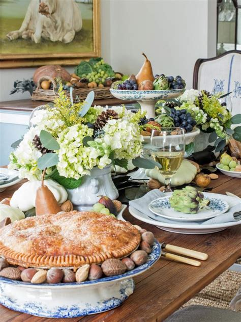 thanksgiving table setting ideas this thanksgiving table setting ideas hgtv