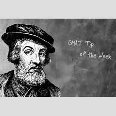 Gmat Tip Of The Week Queme Los Barcos On Integrated Reasoning  Veritas Prep