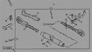 Three Point Hitch Center Link  Original Equipment