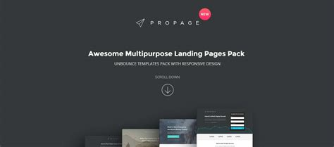 unbounce templates 20 extremely effective unbounce landing page templates
