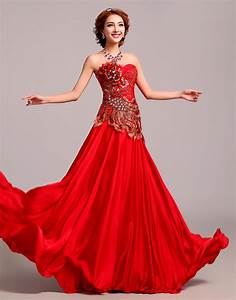 romantic red wedding dresses dresscab With red dresses to wear to a wedding