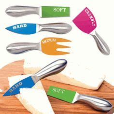 5812 cheese knives guide theme wine cheese and chocolate on