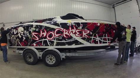 Boat Wraps Virginia by Nowak Boat Wraps Go Fast