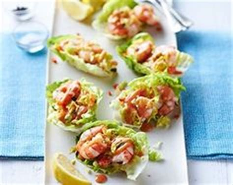 prawn cocktail canapes d e l i c i o u s starters entree ideas on
