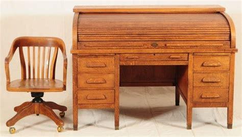 roll top desk chair tiger oak roll top desk chair