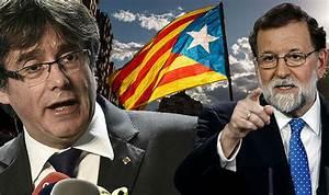 Spanish prime minister blasts 'ABSURD' plan for Catalonia ...
