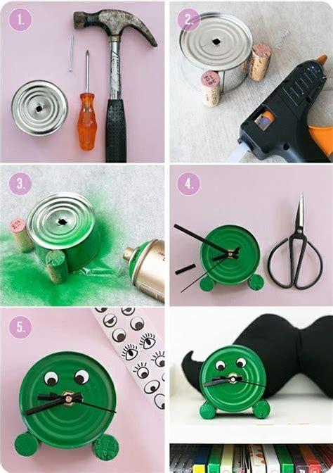 Coole Sachen Aus Plastikloefeln Basteln Mit Kindern by 1001 Ideas De Manualidades Con Latas Recicladas