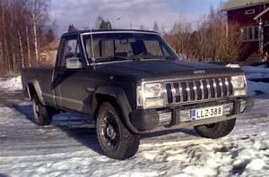 1986 Jeep Comanche - Overview