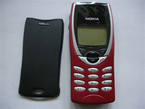 all new nokia mobile nokia 8210 mobile phone new fascia fully tested no