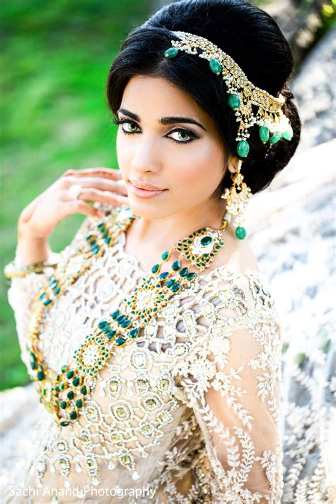 luxurious bridal shoot photo  maharani weddings
