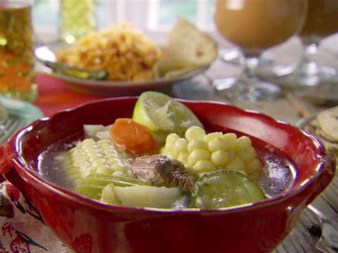 Beef Soup (caldo De Res) Recipe