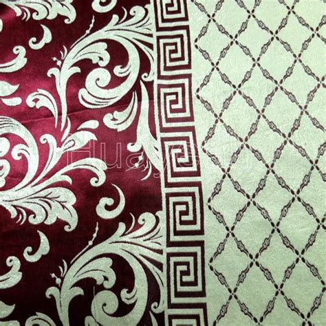 Jacquard Blackout Best Fabric For Curtains