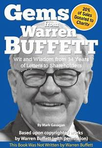 gems from warren buffett by mark gavagan perseu epub With letters of warren buffett book
