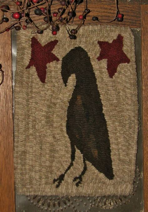 Primitive Rugs With - primitive hooked rug pattern on monks quot prims series