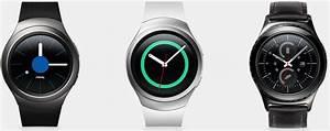 Montre Gear S2 : une forme circulaire pour la montre intelligente gear s2 de samsung ~ Preciouscoupons.com Idées de Décoration