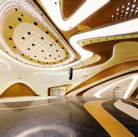 Zaha Hadid Architects Gd Lighting Design Shu He 2nd