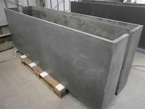 Jardiniere Beton Cellulaire : fabriquer jardiniere beton cellulaire jardiniere beton cellulaire jardine and terrasse la ~ Melissatoandfro.com Idées de Décoration