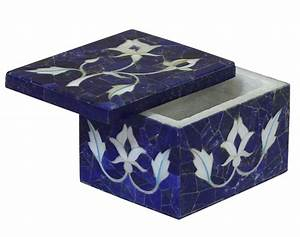 "Wholesale 2 6x2 2"" Rectangle Shaped Jewelry Box in Bulk"