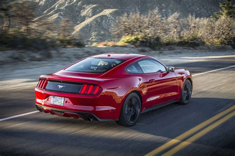 Mustang 2 3 Ecoboost by Ford Mustang 2 3 Ecoboost Review Pictures Auto Express
