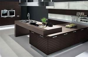 Cuisine Moderne Design : cuisine moderne pas cher cuisine en image ~ Preciouscoupons.com Idées de Décoration