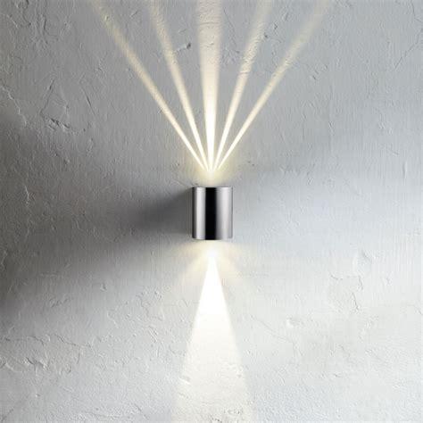 baleno led wandlampe updown mit lichtfilter edelstahl
