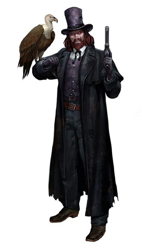artstation western characters javier charro character