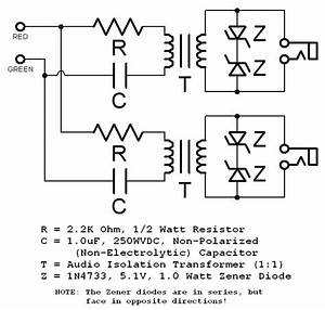 Computer Audio Interface To Wire